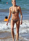 Brooke Burns - Bikini Candids on a beach in Maui-03