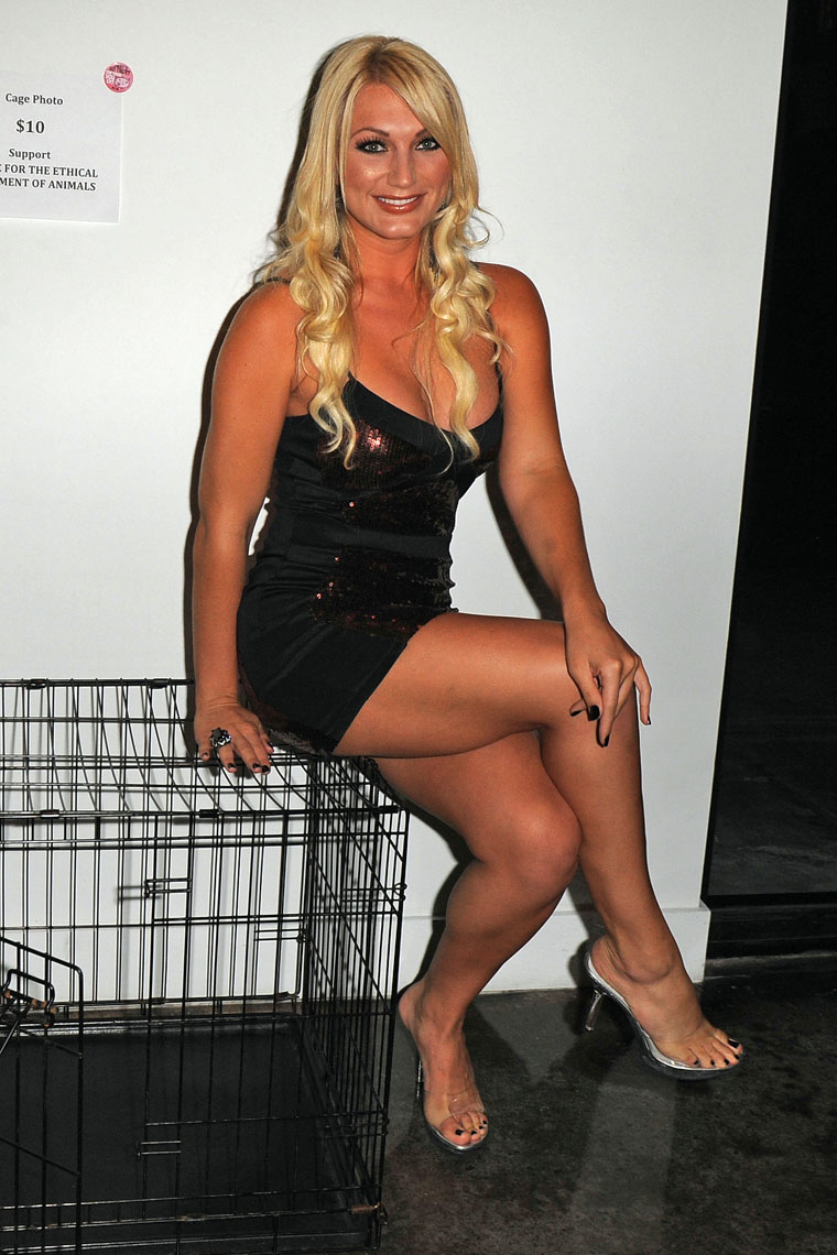 brooke hogan f1