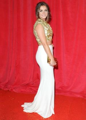 Brooke Vincent: British Soap Awards 2014 -03