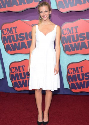 Brooklyn Decker: 2014 CMT Music Awards Press Conference -01