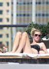 Brooklyn Decker - Bikini at a pool in Sydney-05