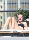 Brooklyn Decker - Bikini at a pool in Sydney-12