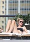 Brooklyn Decker - Bikini at a pool in Sydney-35