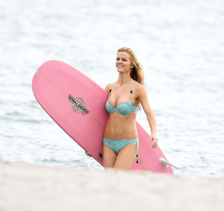 Brooklyn Decker Bikini 2013 In Miami 10 Gotceleb