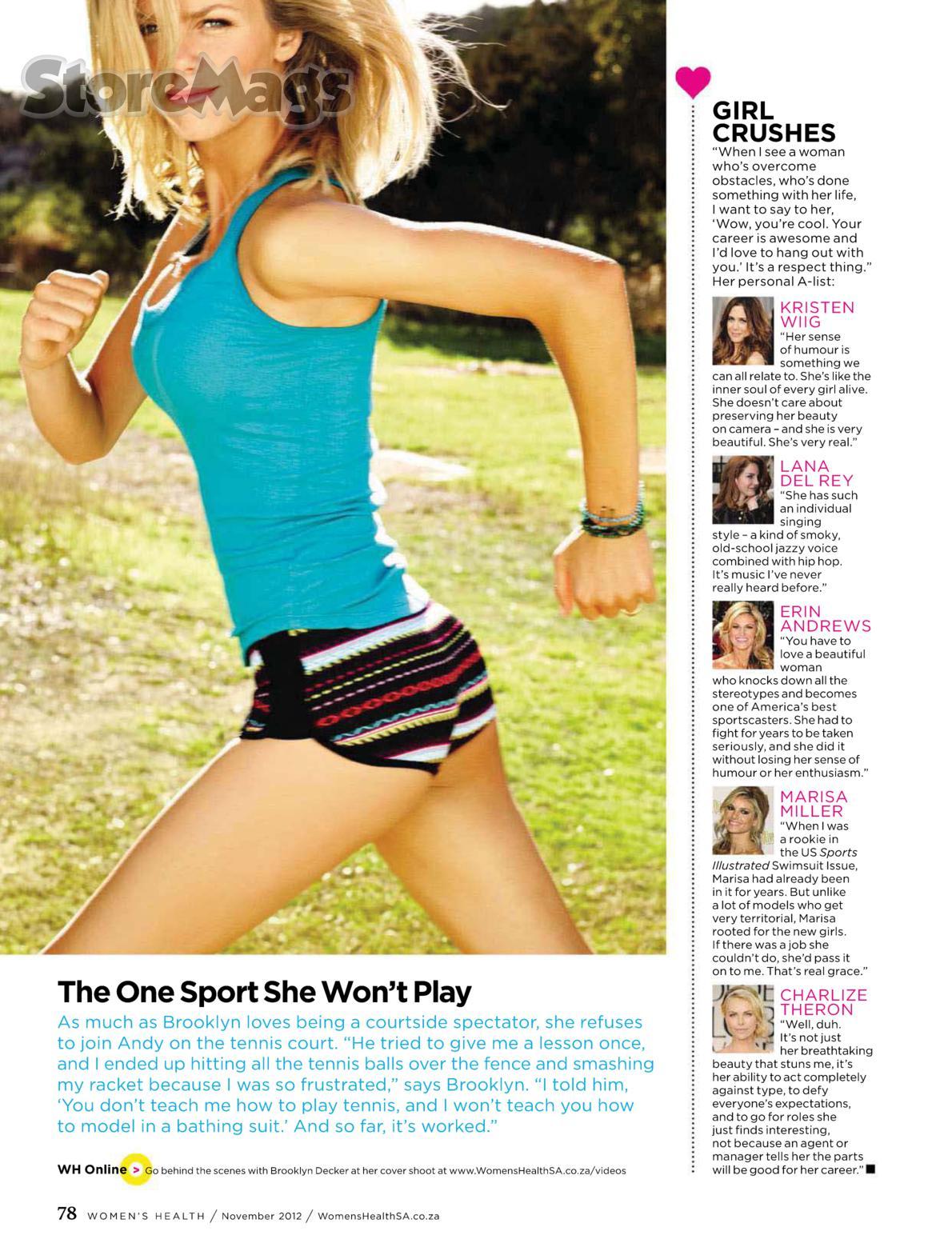 Women's Health Magazine September Issue 2016 English Sofía Vergara Poses Nude