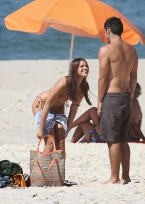 Bruna Marquezine Bikini Photos: 2014 in Rio de Janeiro -07