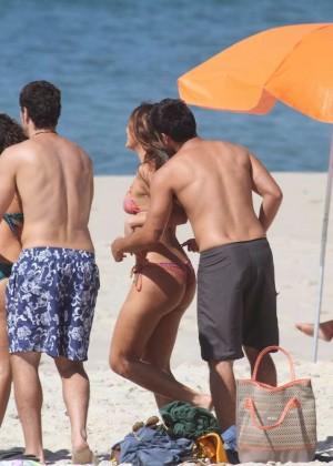 Bruna Marquezine Bikini Photos: 2014 in Rio de Janeiro -13