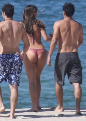 Bruna Marquezine Bikini Photos: 2014 in Rio de Janeiro -19