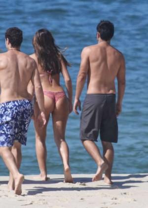 Bruna Marquezine Bikini Photos: 2014 in Rio de Janeiro -21