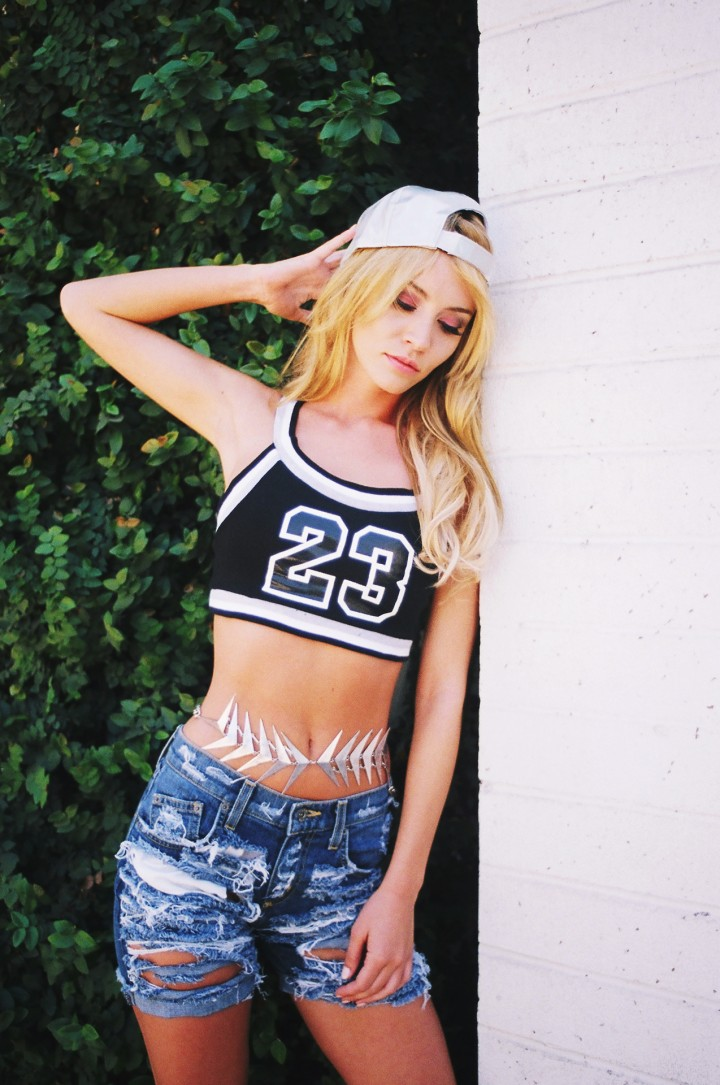 Bryana Holly by Amber Asaly Shoot 2014