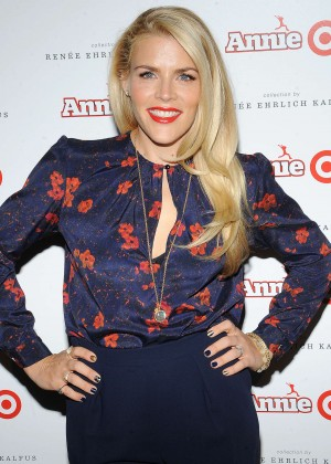 Busy Philipps - Annie For Target Launch Event at Stage 37 in New York City