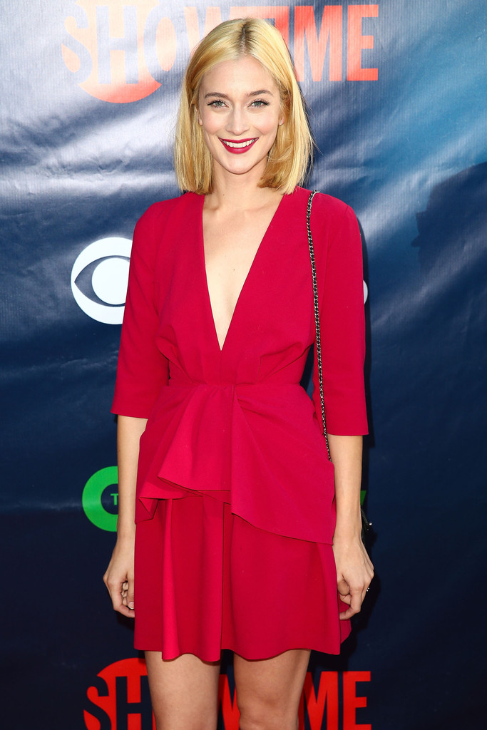 Caitlin Fitzgerald – 2014 Showtime Summer TCA Party in Beverly Hills
