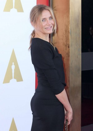 Cameron Diaz - 2014 AMPAS Hollywood Costume Luncheon in LA