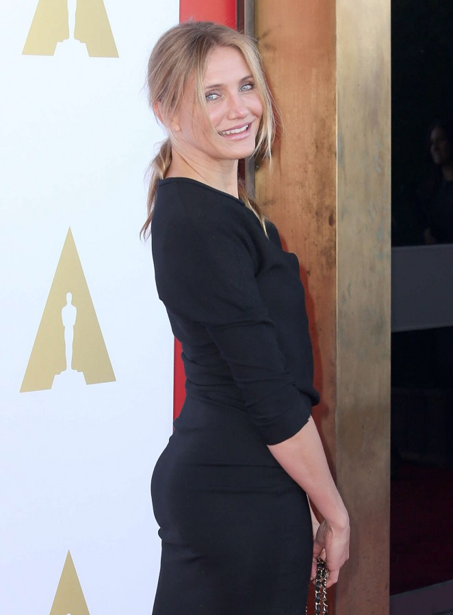 Cameron Diaz – AMPAS Hollywood Costume Luncheon in LA