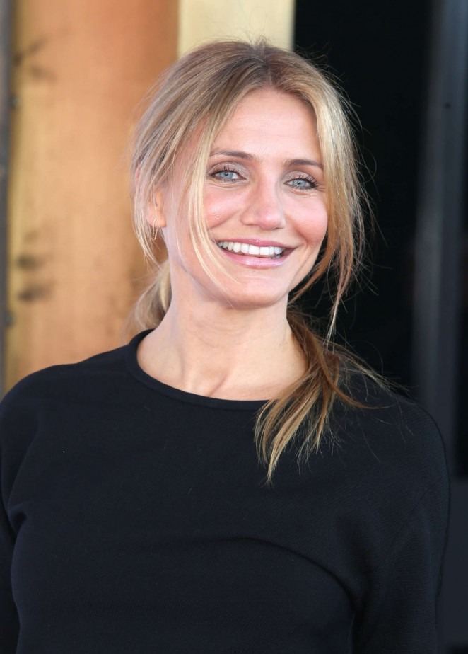 Cameron Diaz – 2014 AMPAS Hollywood Costume Luncheon -03