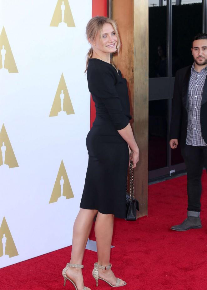 Cameron Diaz – 2014 AMPAS Hollywood Costume Luncheon -06