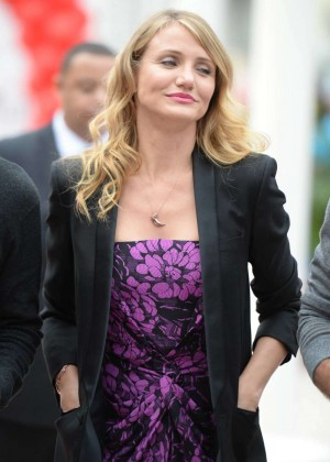 Cameron Diaz - 'Annie' Walk of Fame Ceremony in Miami