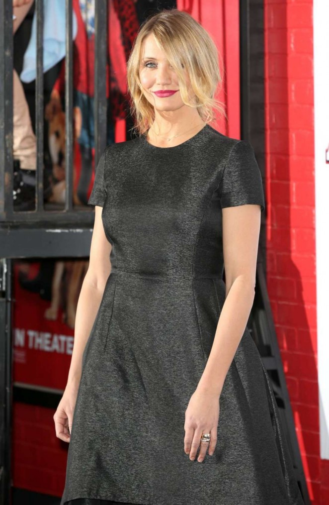 "Cameron Diaz - ""Annie"" Premiere in New York"
