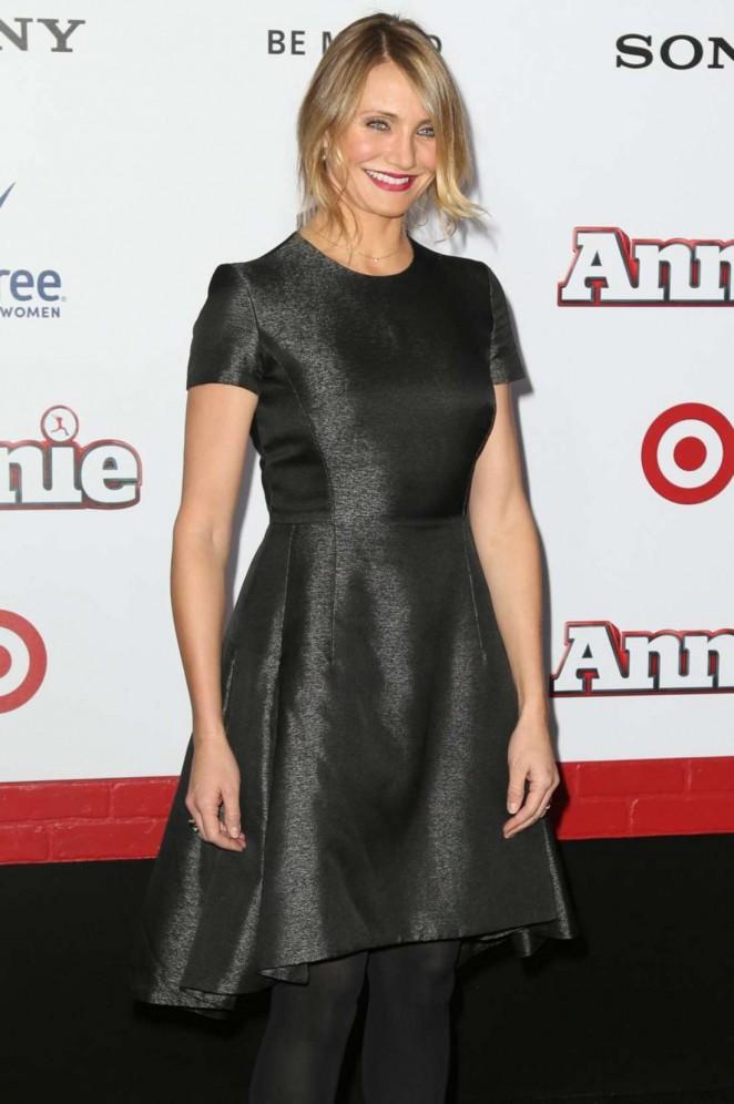 Cameron Diaz: Annie NY Premiere -11