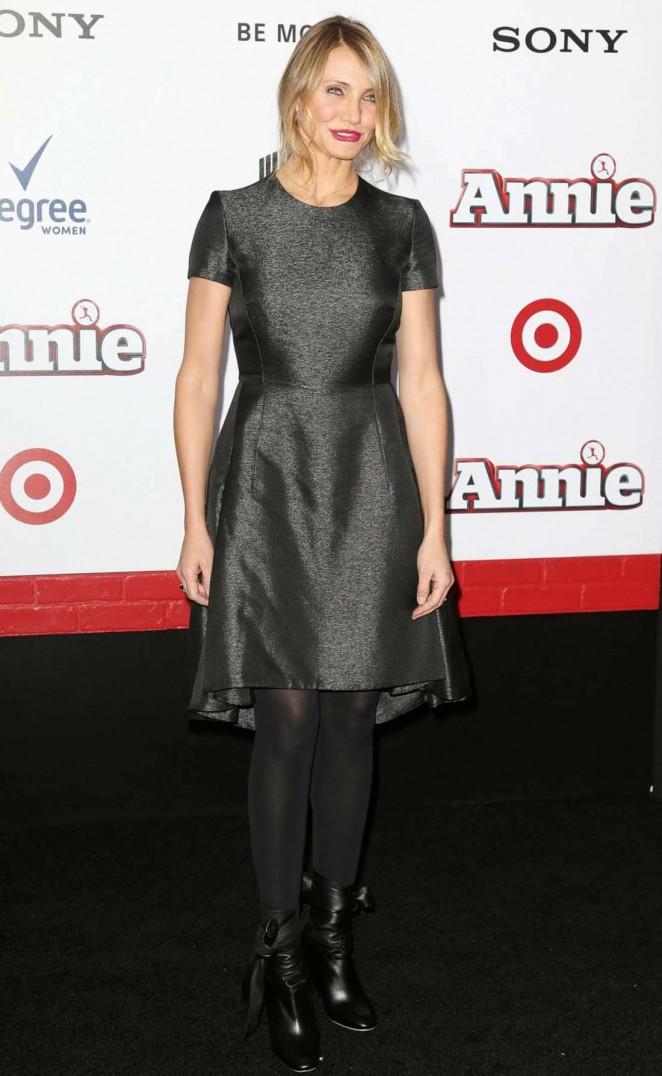 Cameron Diaz: Annie NY Premiere -29
