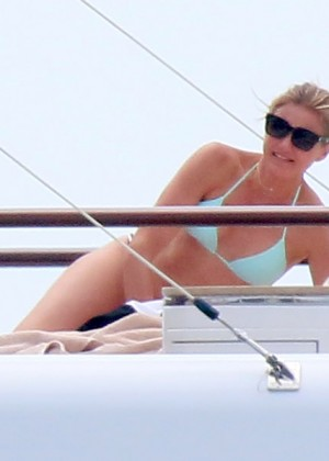 Cameron Diaz bikini photos: in Antibes -05