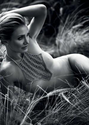 Cameron Diaz - Men's Style Australia Magazine (Summer 2014)
