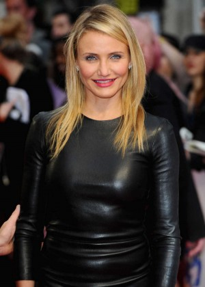 Cameron Diaz: The Other Woman UK Premiere -01