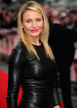 Cameron Diaz: The Other Woman UK Premiere -03