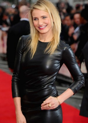 Cameron Diaz: The Other Woman UK Premiere -06