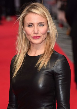 Cameron Diaz: The Other Woman UK Premiere -11