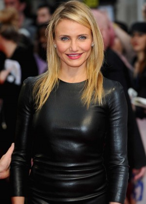 Cameron Diaz: The Other Woman UK Premiere -12