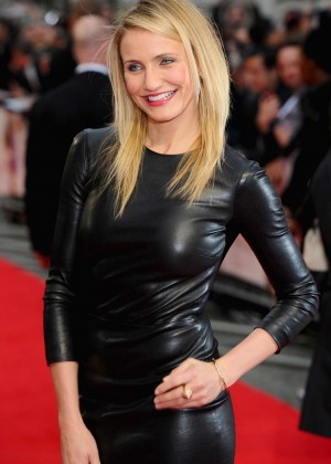 Cameron Diaz: The Other Woman UK Premiere -14