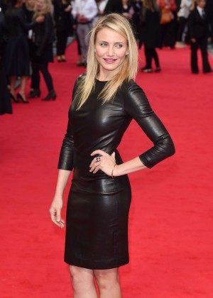 Cameron Diaz: The Other Woman UK Premiere -15
