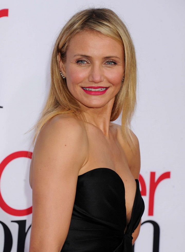 Cameron Diaz: The Other Woman premiere -03