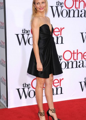 Cameron Diaz: The Other Woman premiere -04