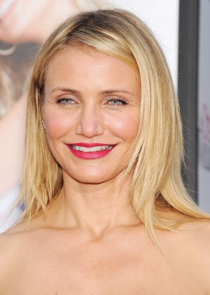 Cameron Diaz: The Other Woman premiere -05