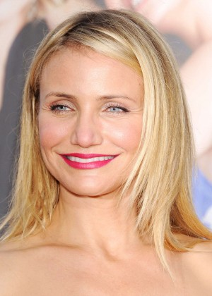 Cameron Diaz: The Other Woman premiere -06
