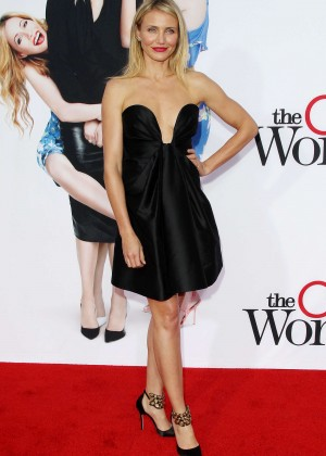 Cameron Diaz: The Other Woman premiere -07