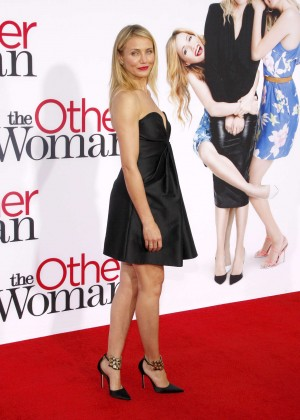 Cameron Diaz: The Other Woman premiere -10