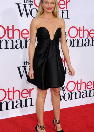 Cameron Diaz: The Other Woman premiere -11