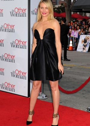 Cameron Diaz: The Other Woman premiere -13