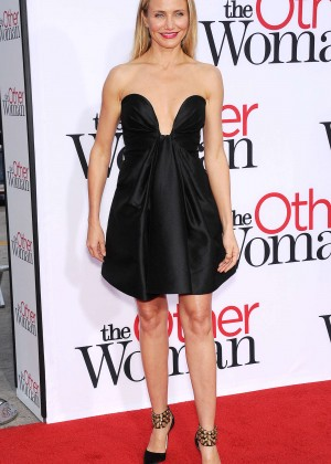 Cameron Diaz: The Other Woman premiere -14