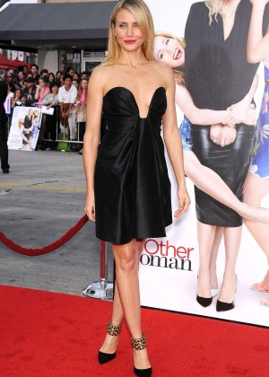 Cameron Diaz: The Other Woman premiere -16