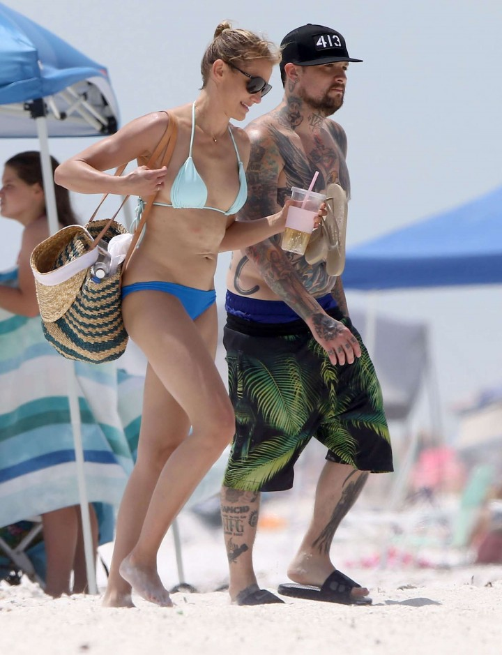 Cameron Diaz  hot bikini photos: in Florida 2014 -29