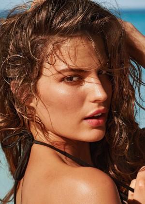 Cameron Russell: Calzedonia Bikini 2014 -07