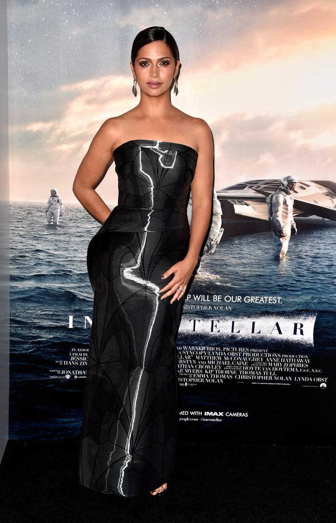 "Camila Alves - ""Interstellar"" Premiere in Hollywood"