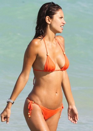 Camila Morais da Paz Bikini: 2014 Miami -03