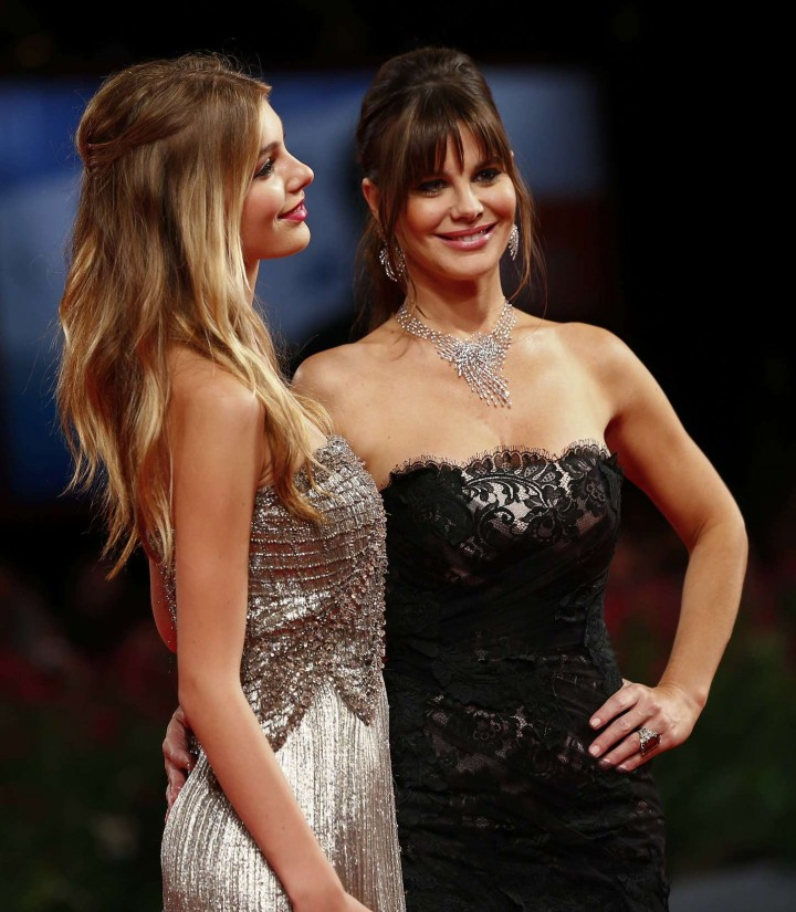 "Camila Morrone and Lucila Sola - ""The Humbling"" Premiere at 71st Venice Film Festival"