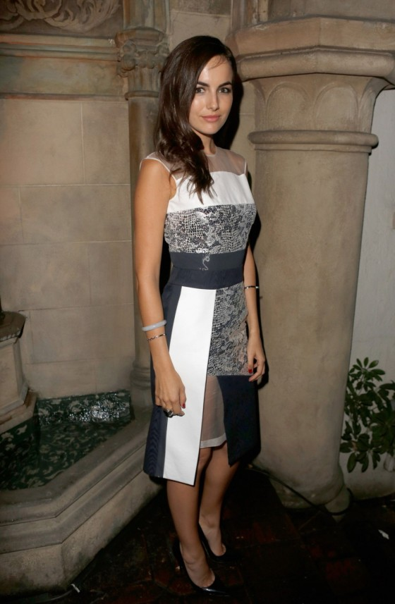 Camilla Belle - 2012 GQ Men of The Year party in Los Angeles-01