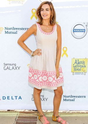 Camilla Belle - 2014 LA Loves Alex's Lemonade in Westwood